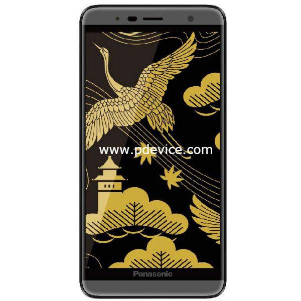 Panasonic Eluga Pure Smartphone Full Specification