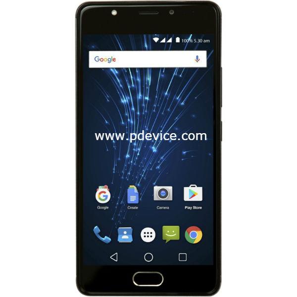Panasonic Eluga Ray X Smartphone Full Specification