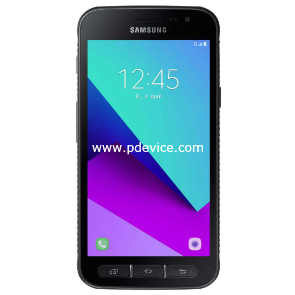 Samsung Galaxy Xcover 4 Smartphone Full Specification