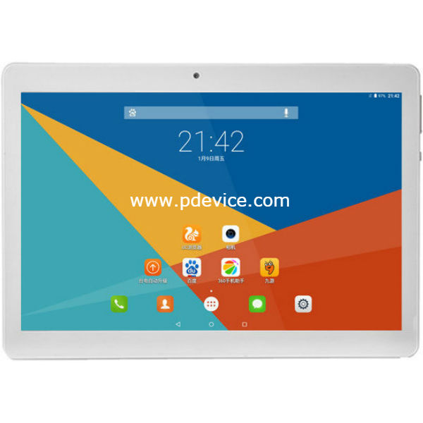 Teclast 98 4G Tablet Full Specification