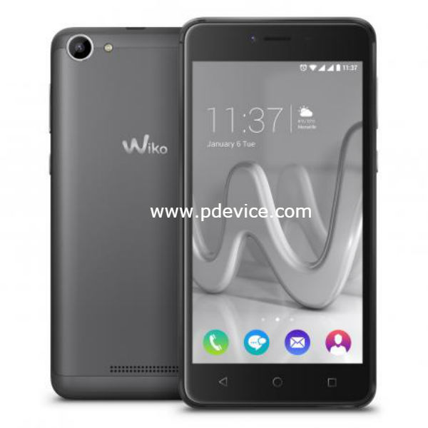 Wiko Lenny 3 Max Smartphone Full Specification