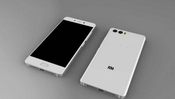 Xiaomi Mi 6 with Dual Camera