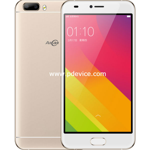 AllCall Bro Smartphone Full Specification