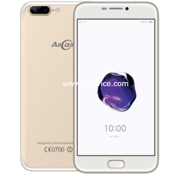 AllCall T9 Pro Smartphone Full Specification