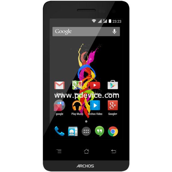 Archos 40d Titanium Smartphone Full Specification