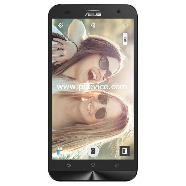 Asus ZenFone 2 Laser ZE550KL S615 Smartphone Full Specification