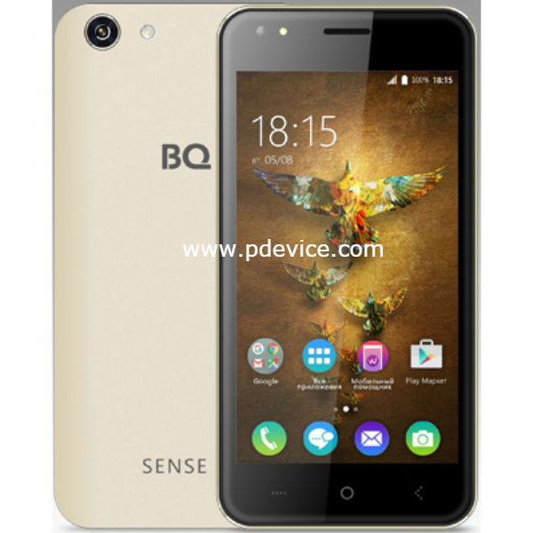 BQ Mobile BQ-5082 Sense 2 Smartphone Full Specification