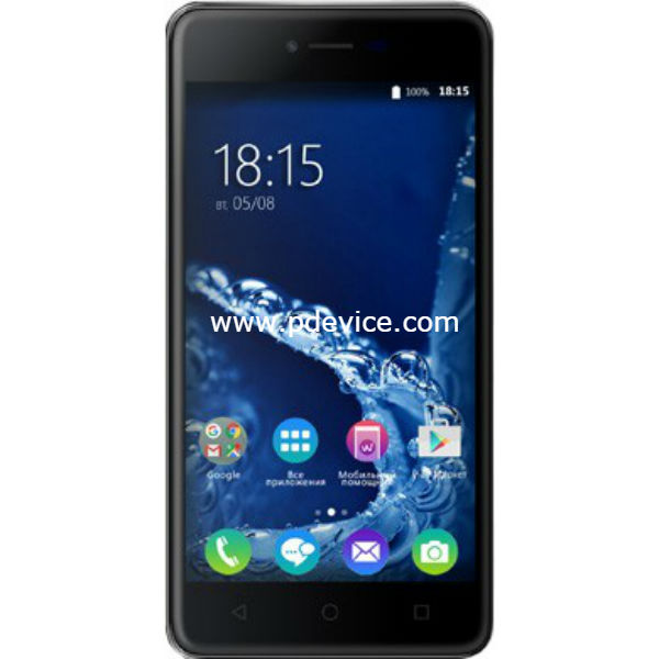 BQ Mobile BQS-5058 Strike Power Easy Smartphone Full Specification