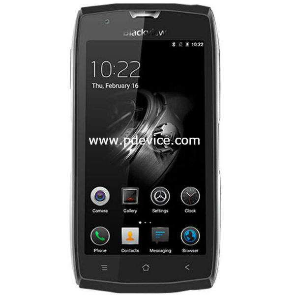 Blackview BV7000 Smartphone Full Specification