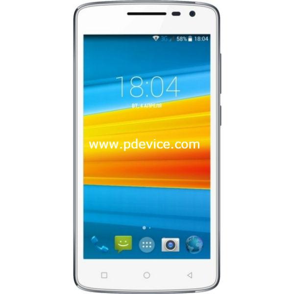 DEXP Ixion ML250 Amper M Smartphone Full Specification
