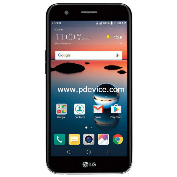 LG Harmony Smartphone Full Specification