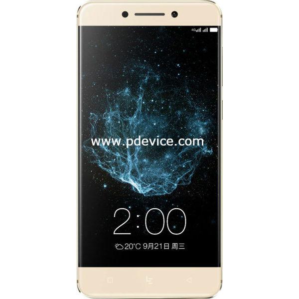 LeEco Le Pro 3 AI Eco Edition Smartphone Full Specification