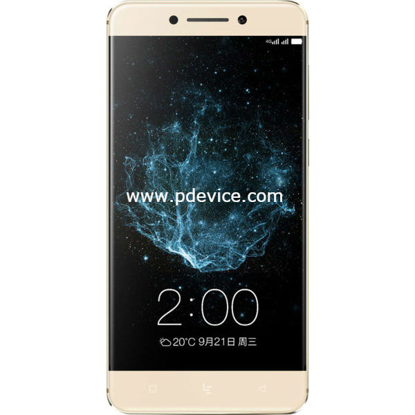 LeEco Le Pro 3 AI Eco Edition Smartphone Full Specification