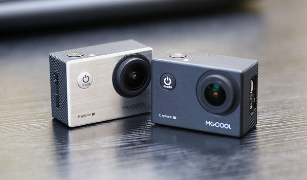 MGCOOL Explorer 1S 4K Action Camera Novatek