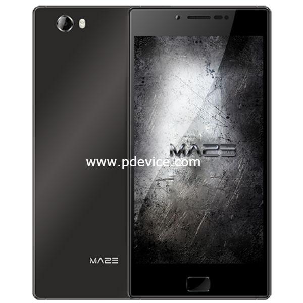 Maze Blade Smartphone Full Specification