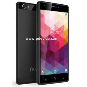 NUU Mobile M2 Smartphone Full Specification