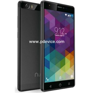NUU Mobile M3 Smartphone Full Specification