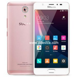Sugar F7 Smartphone Full Specification