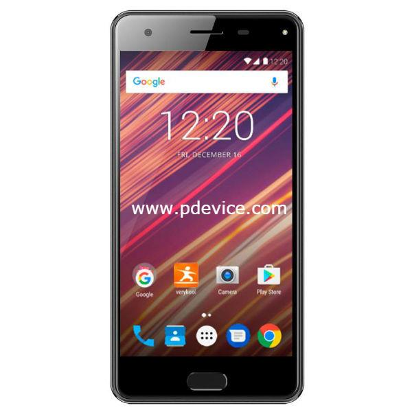 Verykool Spear JR S5034 Smartphone Full Specification