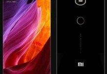Xiaomi Mi MIX 2Xiaomi Mi MIX 2 4G Phablet
