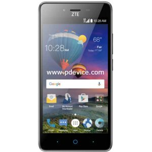 ZTE ZFive L LTE Smartphone Full Specification