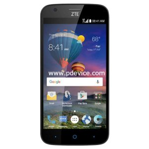 ZTE Zmax Champ LTE Smartphone Full Specification