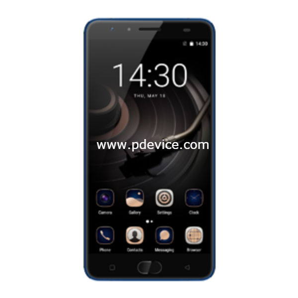 Gretel GT6000 Smartphone Full Specification