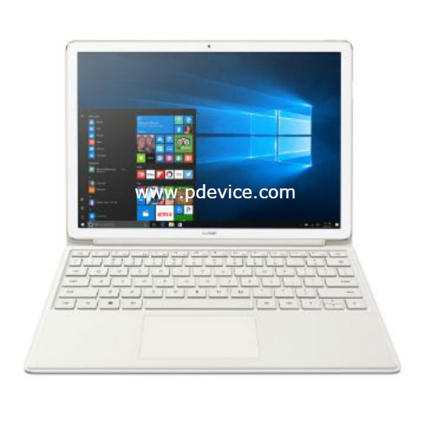 Huawei MateBook E BL-W19 Tablet Full Specification