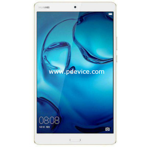 Huawei MediaPad M3 Wi-Fi 128GB Tablet Full Specification