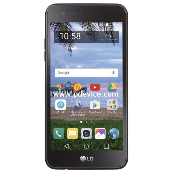 LG Rebel 2 LTE Smartphone Full Specification
