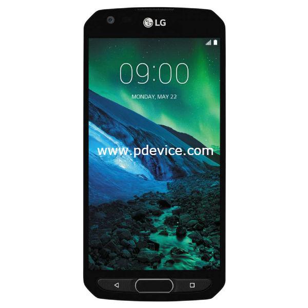 LG X Venture Smartphone Full Specification