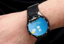 The KingWear KW88 3G Smartwatch Phone Important Features