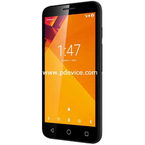 Vodafone Smart Turbo 7 Dual Smartphone Full Specification