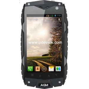 AGM A7 Smartphone Full Specification