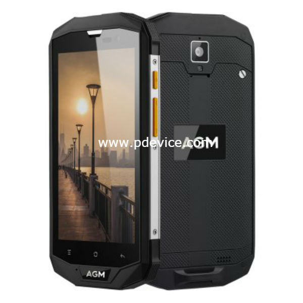 AGM A8 SE Smartphone Full Specification