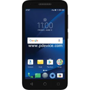 Alcatel IdealXCITE Smartphone Full Specification