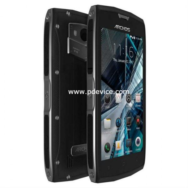 Archos Sense 50 X Smartphone Full Specification