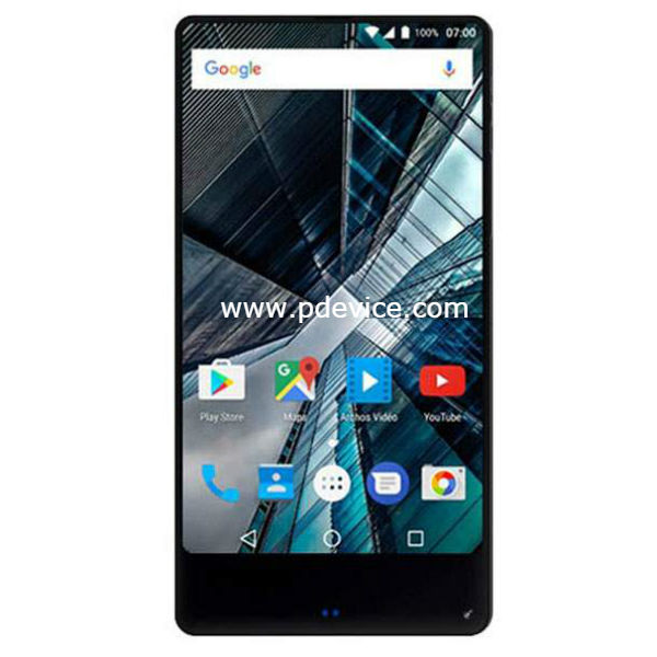 Archos Sense 55S Smartphone Full Specification