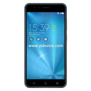 Asus ZenFone Zoom S Smartphone Full Specification