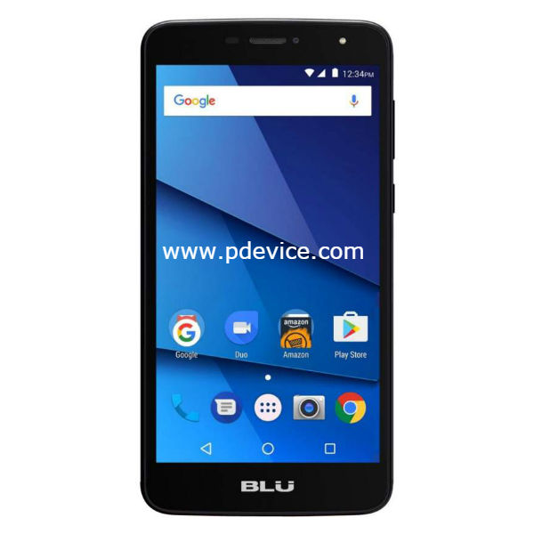 BLU Studio Mega Smartphone Full Specification