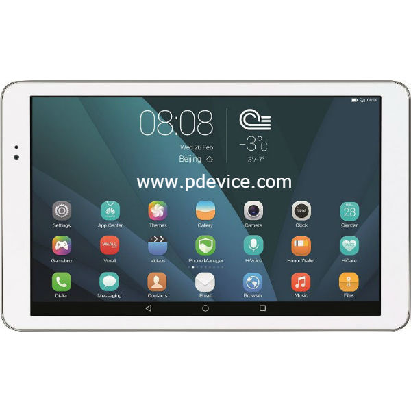 Huawei MediaPad T1 8.0 WiFi Tablet Full Specification