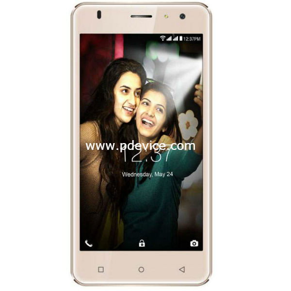 Intex Aqua S3 Smartphone Full Specification