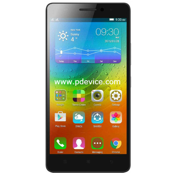 Lenovo A7700 Smartphone Full Specification