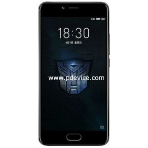 Meizu E2 Transformers Edition Smartphone Full Specification