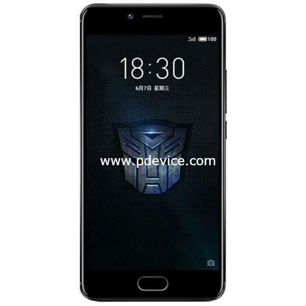 Meizu E2 Transformers Edition Smartphone Full Specification