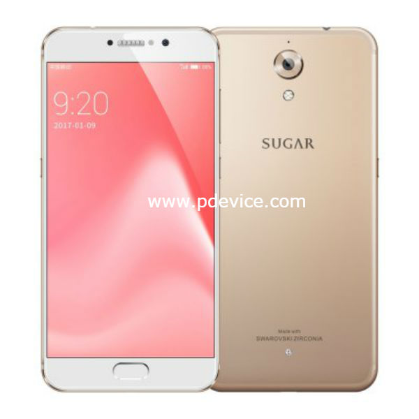 Sugar F9 Smartphone Full Specification