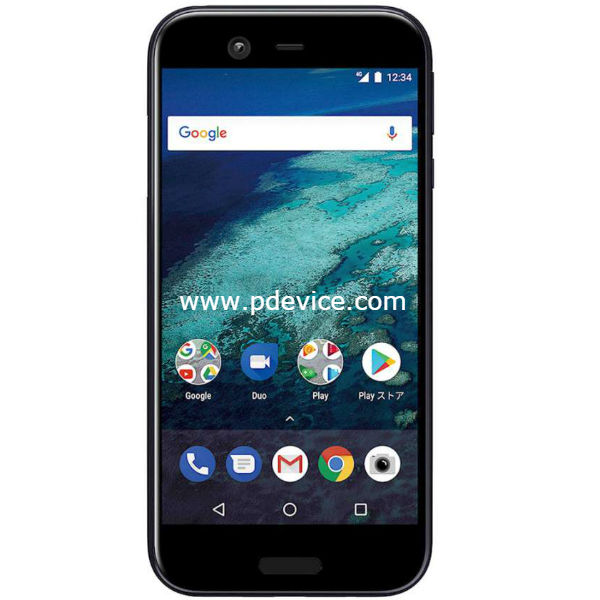 Sharp Android One X1 Smartphone Full Specification