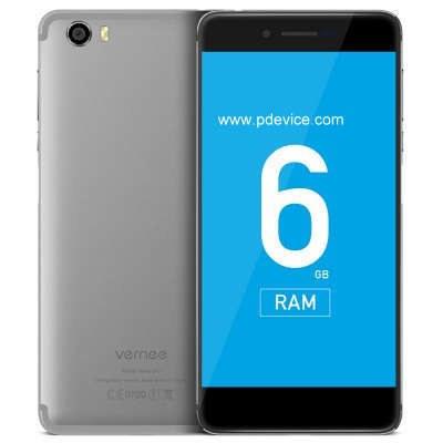 Vernee Mars Pro Smartphone Full Specification