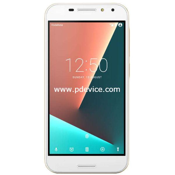 Vodafone Smart N8 Smartphone Full Specification