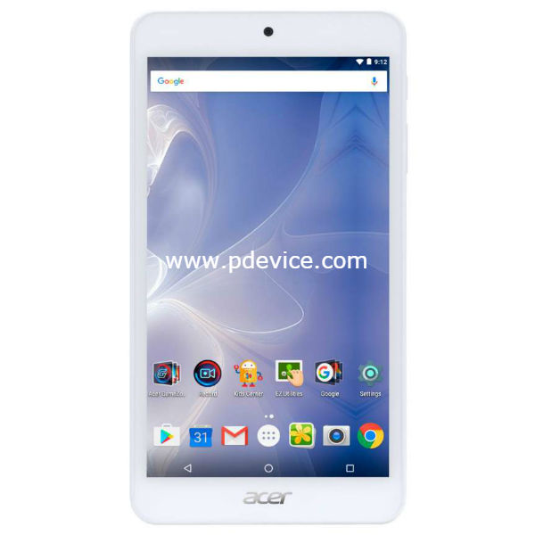 Acer Iconia One 7 3G (2017) Tablet Full Specification
